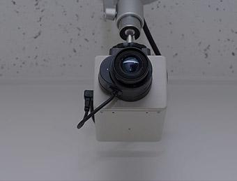 不正対策カメラ設置